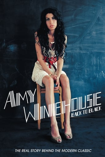 Poster of Amy Winehouse: Back to Black