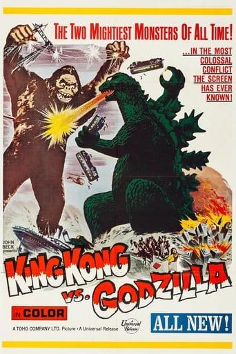 HighMDb - King Kong vs. Godzilla (1963)