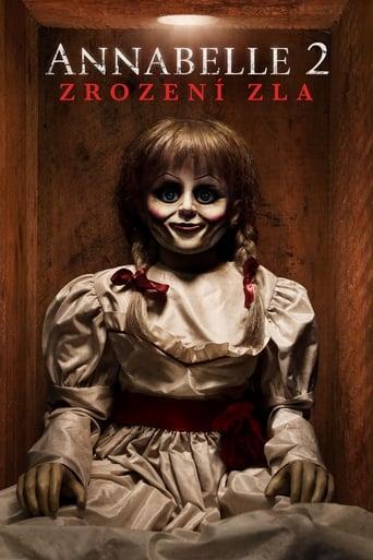 Poster of Annabelle 2: Zrození zla