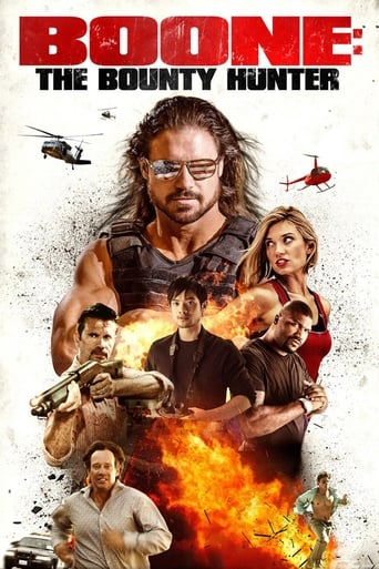 Poster of Boone The Bounty Hunter