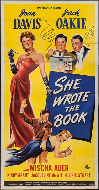 Poster of She Wrote the Book