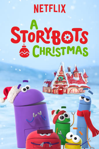 Poster of A StoryBots Christmas
