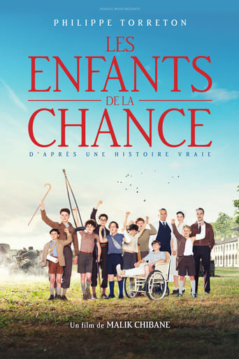 Poster of Les enfants de la chance