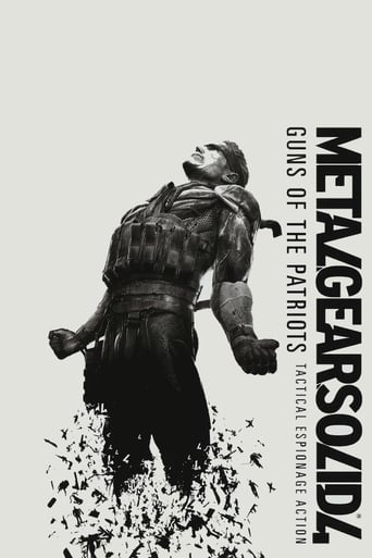 Poster of The Making of Metal Gear Solid 4: External Perspective