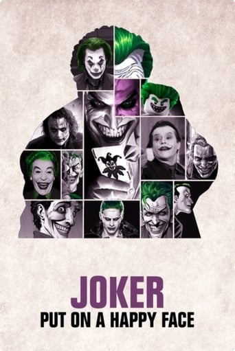 Joker: Put on a Happy Face
