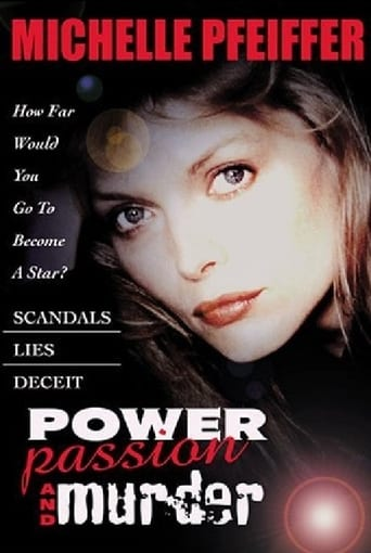 Poster of Power, Passion & Murder (Tales from the Hollywood Hills: Natica Jackson)