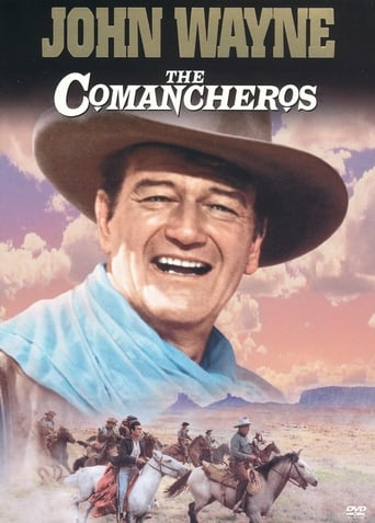Poster of The Comancheros