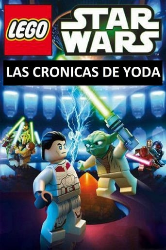 Capitulos de: Lego Star Wars: Las crónicas de Yoda - La amenaza de los Sith