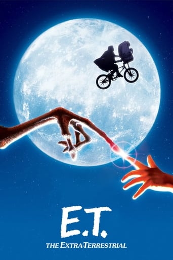 E.T. the Extra-Terrestrial image