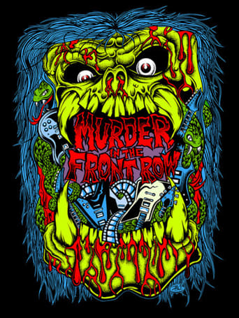 Poster of Murder In the Front Row: The San Francisco Bay Area Thrash Metal Story