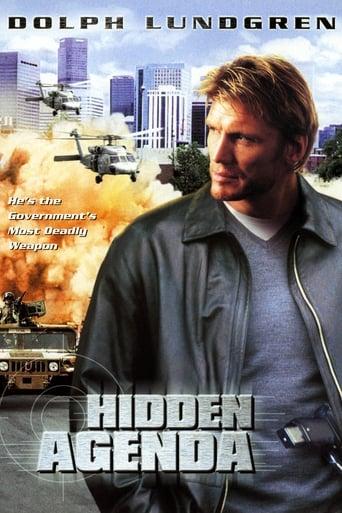Poster of Hidden Agenda