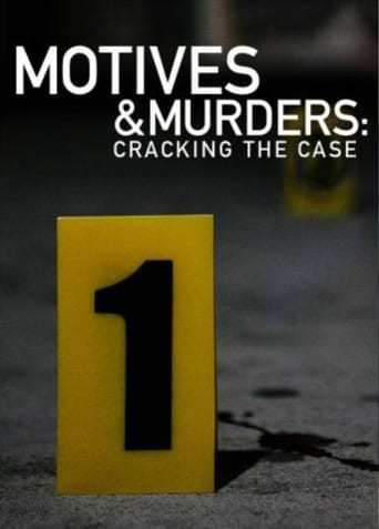 Poster of Motives & Murders: Cracking The Case