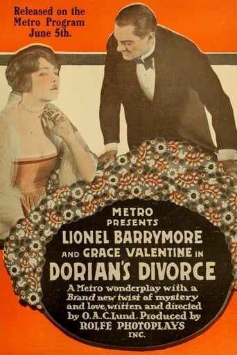 Watch Dorian's Divorce 1916 full online free