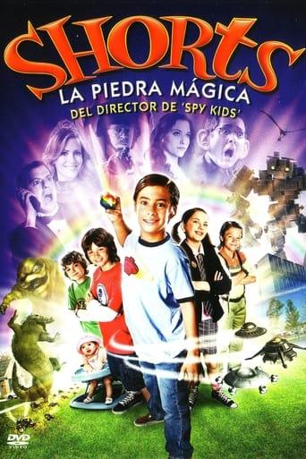 Poster of Shorts: La piedra mágica