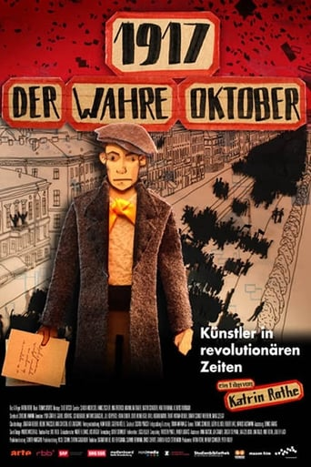 Poster of 1917: The real October