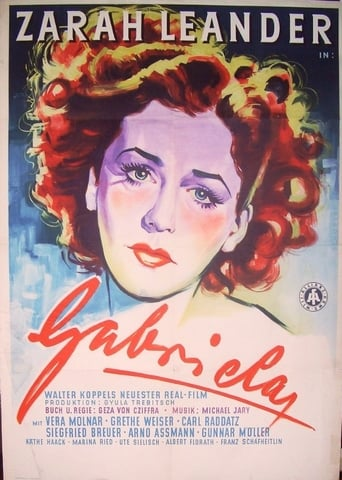 Poster of Gabriela