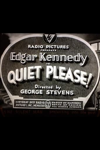 Poster of Quiet Please!