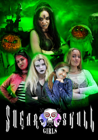 Potent Media's Sugar Skull Girls Poster