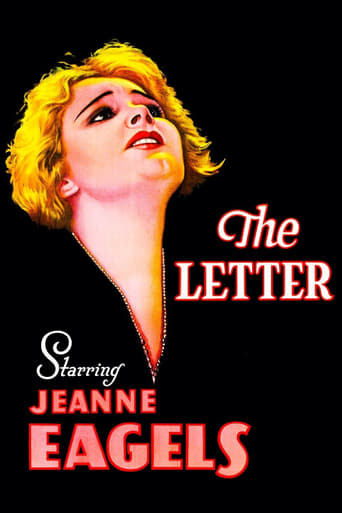 Poster of The Letter