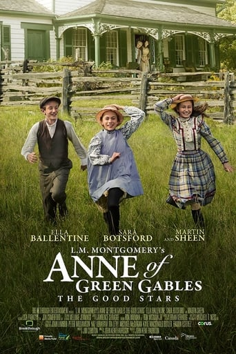 Anne of Green Gables: The Good Stars Movie Poster
