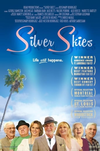 Poster of Silver Skies