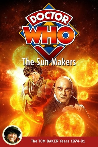 Poster of Doctor Who: The Sun Makers