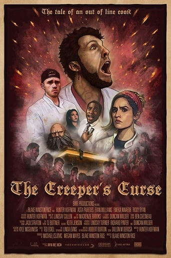 Poster of The Creeper's Curse