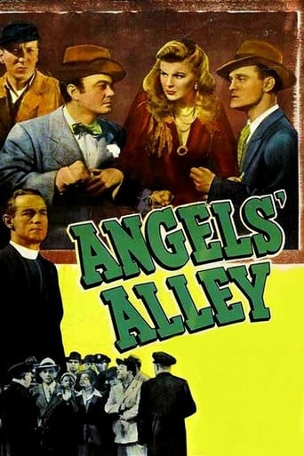 Poster of Angels' Alley