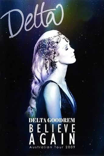 Poster of Delta Goodrem: Believe Again