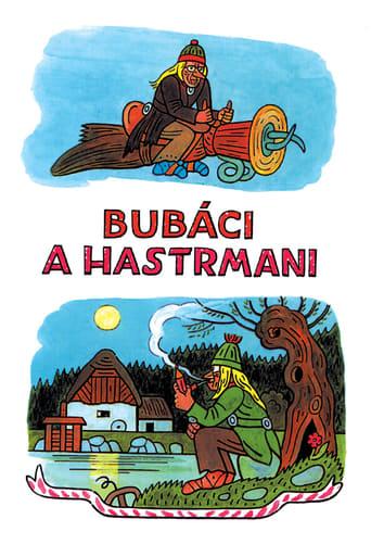 Poster of Bubáci a hastrmani