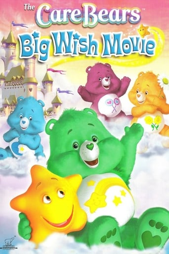 Poster of Care Bears: Big Wish Movie