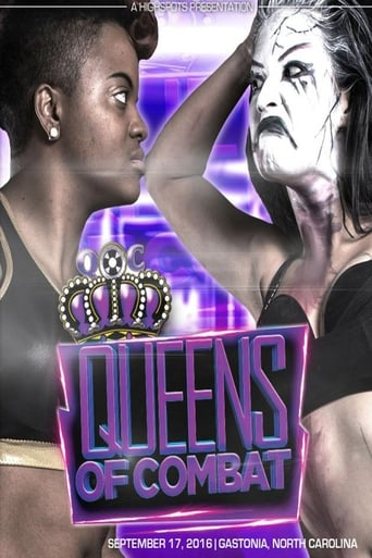 Queens Of Combat QOC 15 Movie Poster