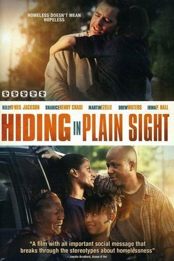 Poster of Hiding in Plain Sight