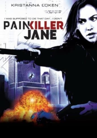 Poster of Painkiller Jane