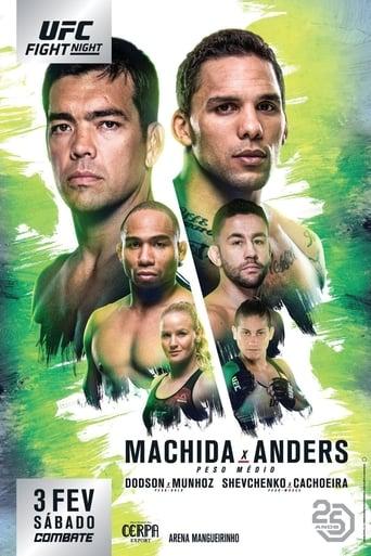 Poster of UFC Fight Night 125: Machida vs. Anders
