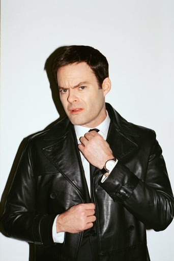Imagine Bill Hader