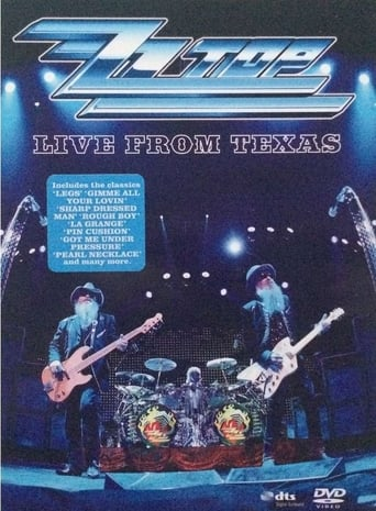ZZtop: Live from Texas