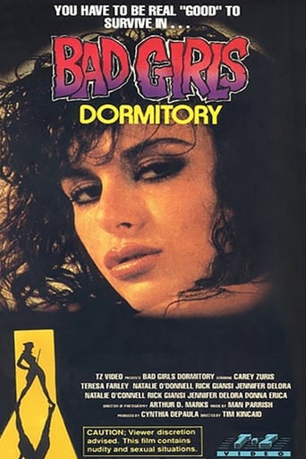 Poster of Bad Girls Dormitory
