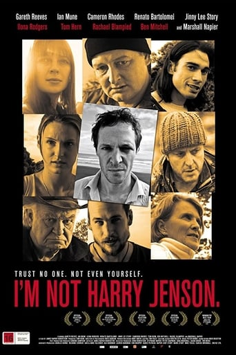 Poster of I'm Not Harry Jenson
