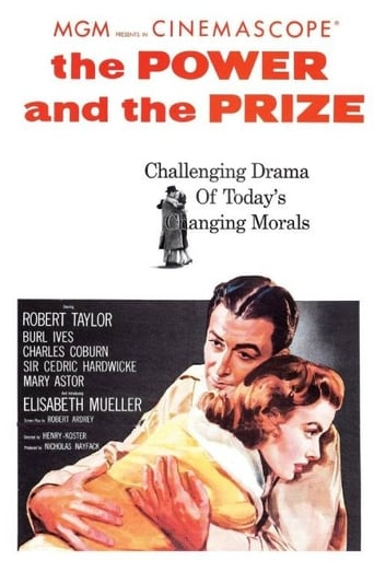 Poster of The Power and the Prize