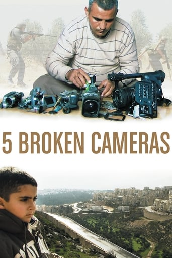 5 cámaras rotas