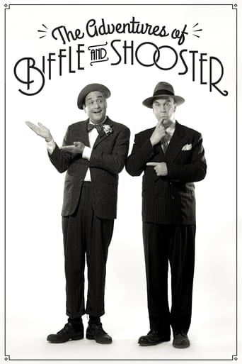 Poster of The Adventures of Biffle and Shooster