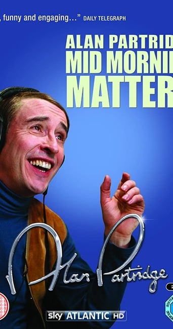 Poster of Mid Morning Matters with Alan Partridge