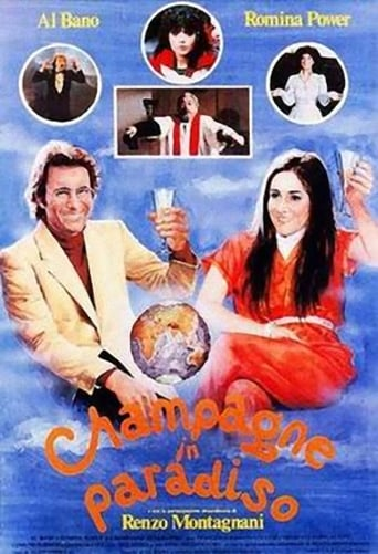 Poster of Champagne in paradiso