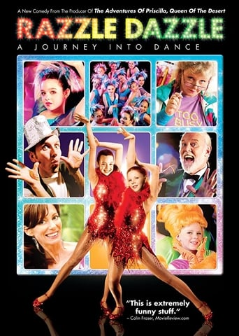 Poster of Razzle Dazzle: A Journey into Dance