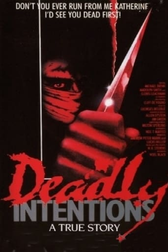 Poster of Deadly Intentions