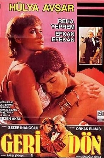 Poster of Geri Dön