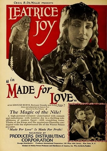 Poster of Made for Love