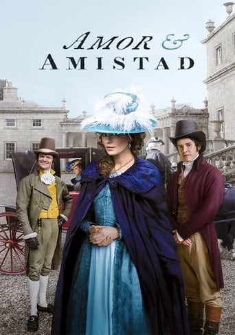 Poster of Amor y amistad