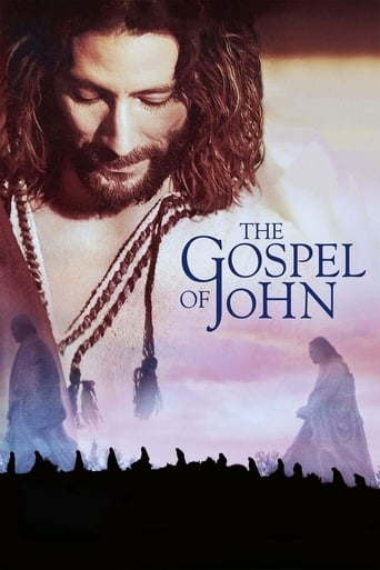 Poster of The Visual Bible: The Gospel of John